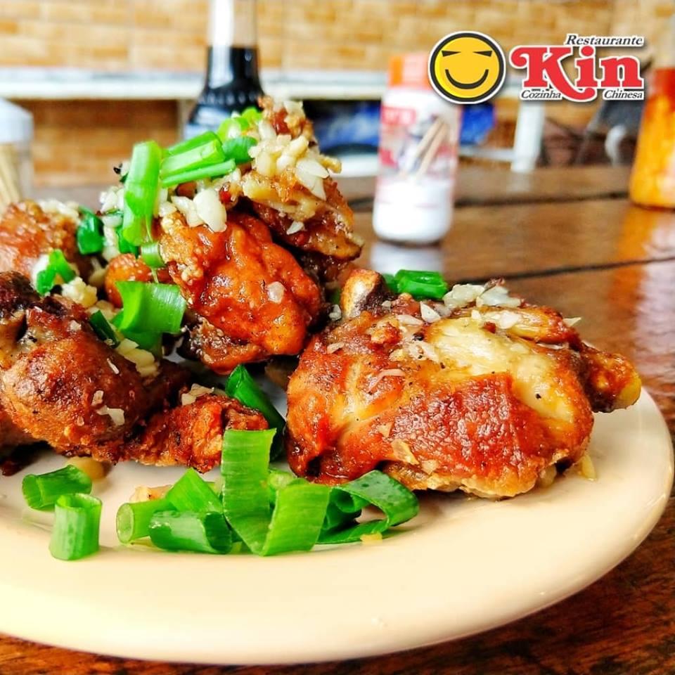Comida chinesa em Londrina: Kin