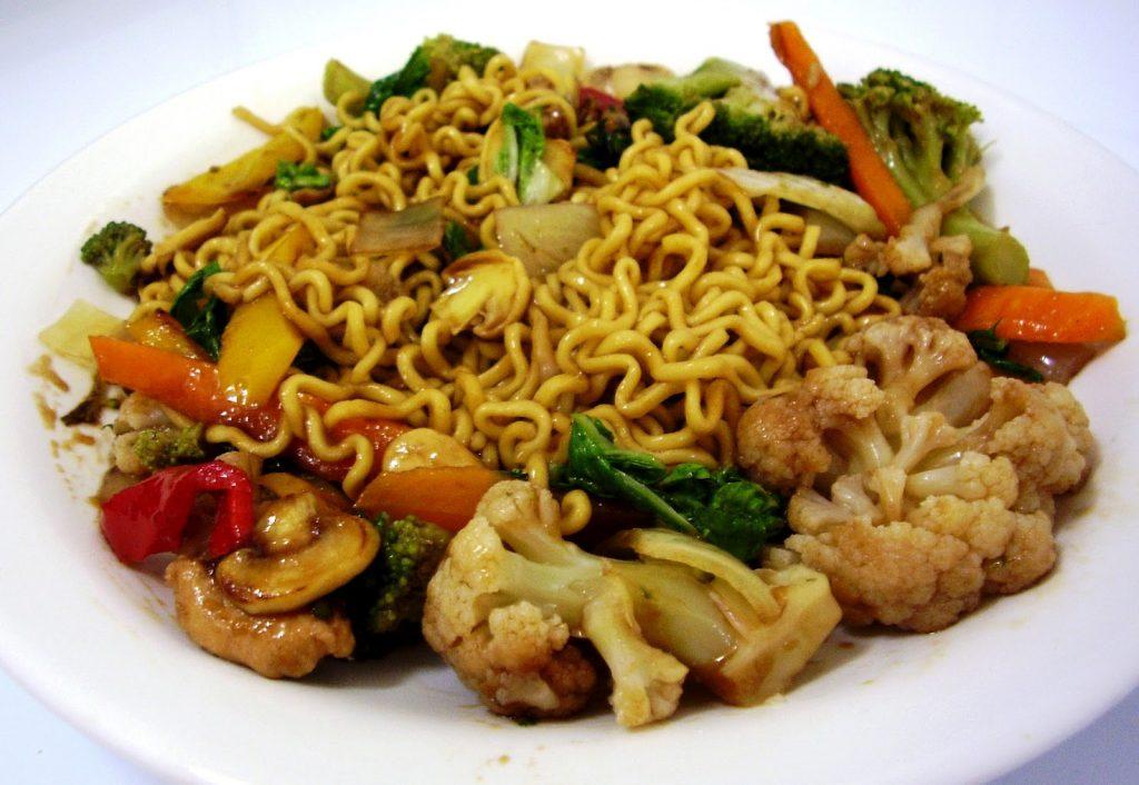 Comida chinesa em Londrina: Restaurante Kinô