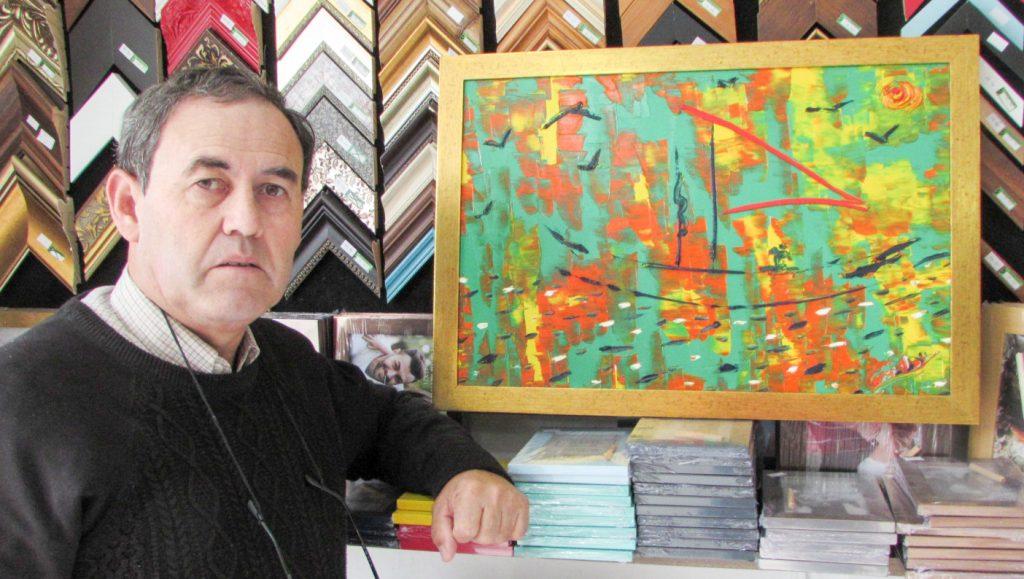 """Exposição """"Luz Radiante do Neo Impressionismo Abstrato"""""""