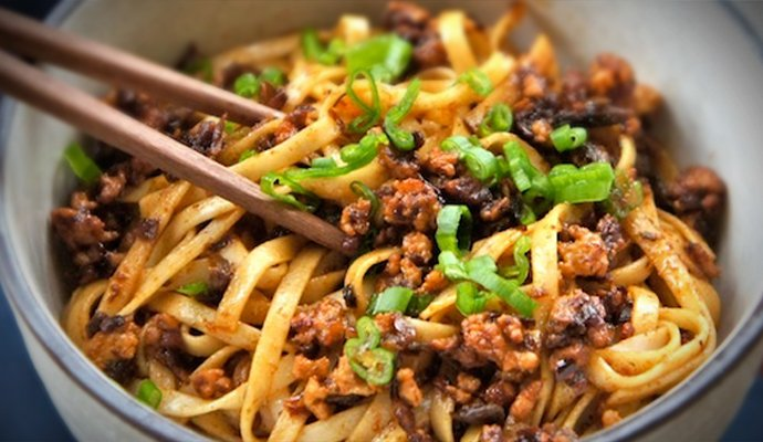 Comida chinesa em Londrina: Restaurante K