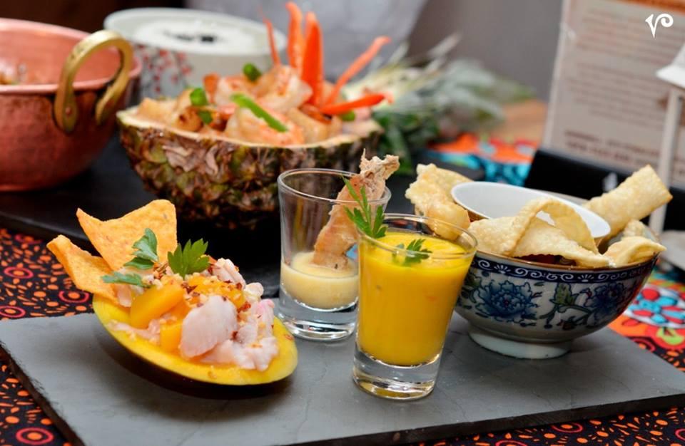 Comida libanesa e tailandesa em Londrina: Varanda Bar e Restaurante