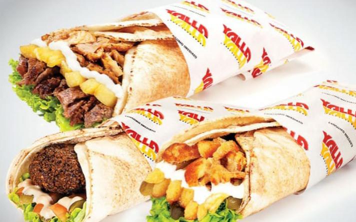 Comida libanesa e tailandesa em Londrina: Yalla Yalla
