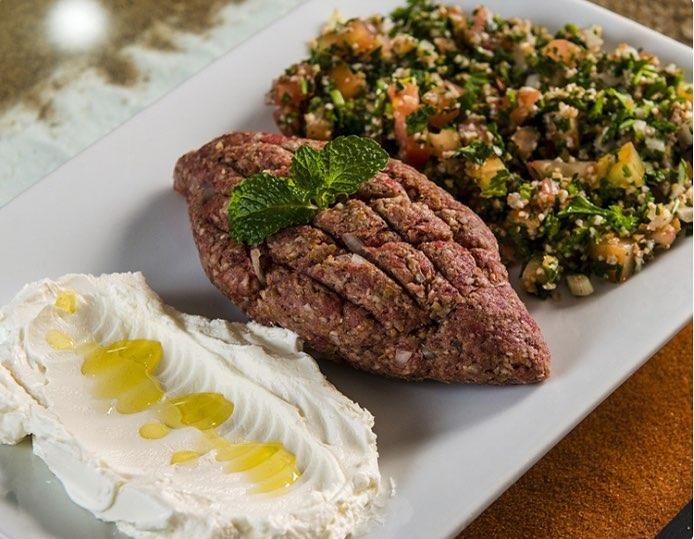 Comida libanesa e tailandesa em Londrina: Zaki Sabor Árabe