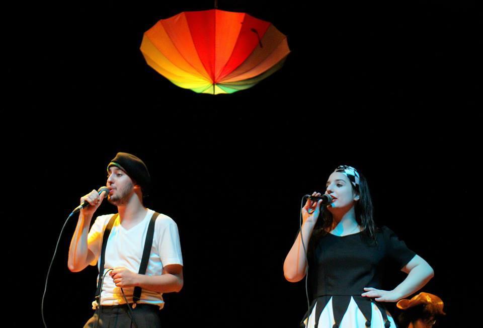 Bichos, cores e outros amores, musical infantil, virá ao Sesc Cadeião em Londrina