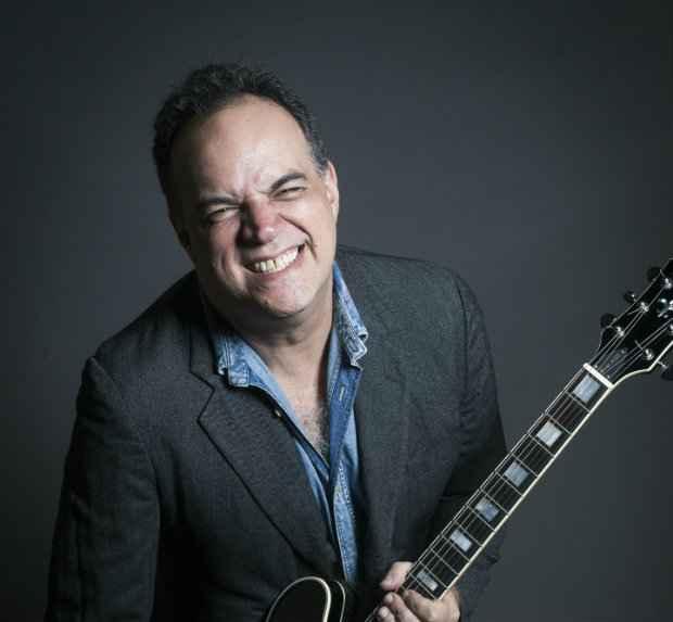 Fernando Magalhães, guitarrista do Barão Vermelho