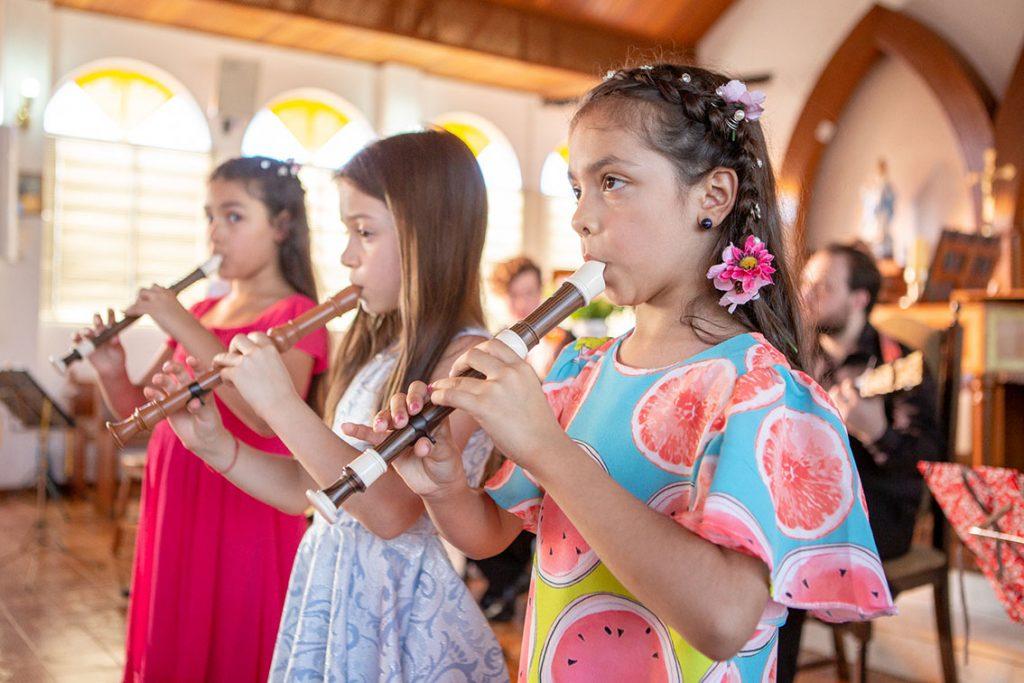 Educação musical é destaque na IV Maratona Flauta & Fole