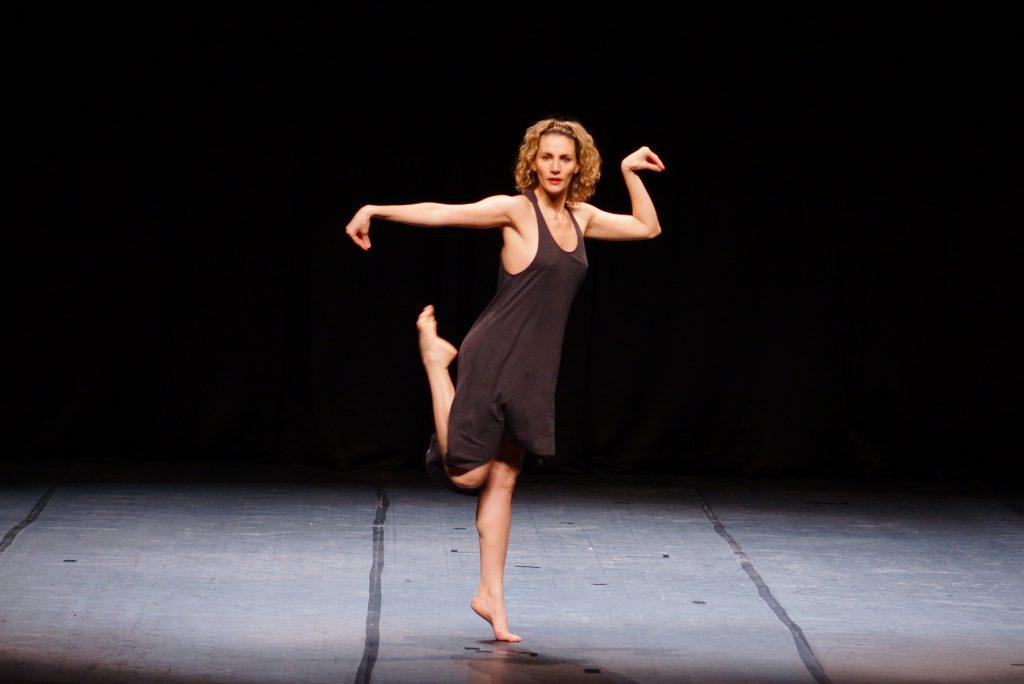 Espetáculo do Festival de Dança de Londrina será estrelado por Andréia Nhur