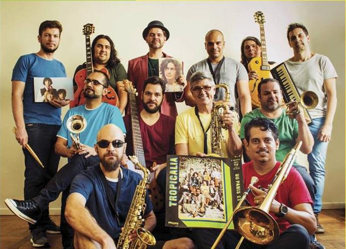 Vitor Gorni Orquestra se apresenta na Concha nesta sexta-feira(26)