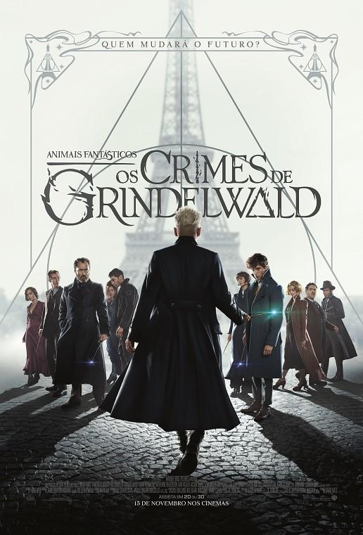 'Animais Fantásticos: os crimes de Grindelwald' tem pré-estreia no Lumière