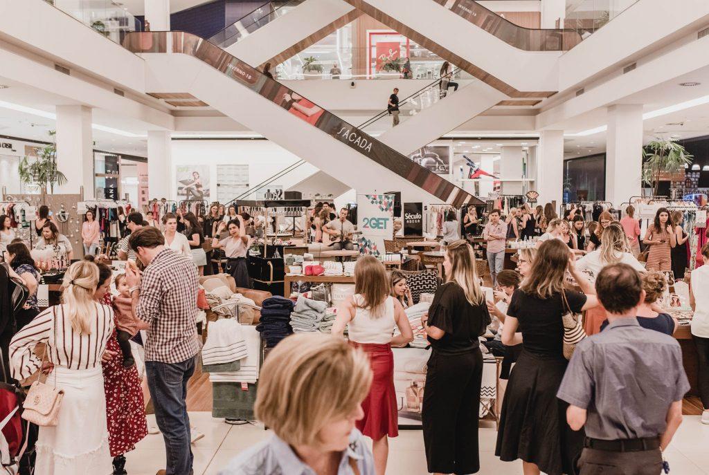 Aurora Shopping abriga 9ª edição do 2GET SALE