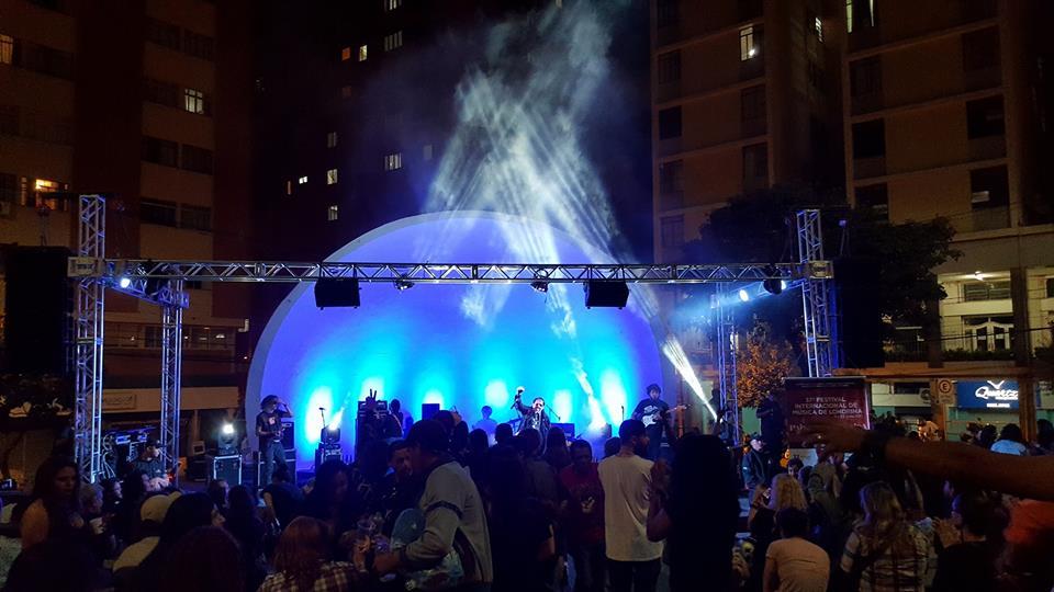 Concha Acústica recebe tributo ao Dia Mundial do Rock