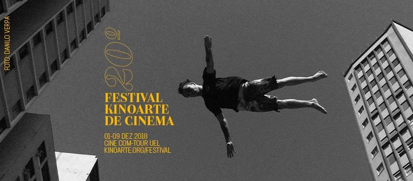 2º Festival de KINOARTE de Cinema no Cine Com-Tour UEL