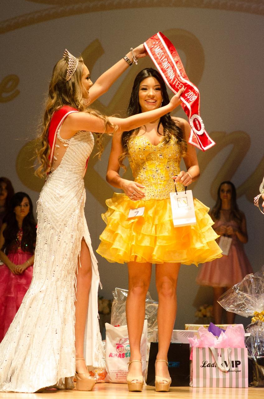 Vencedores Miss e Mister Londrina 2018