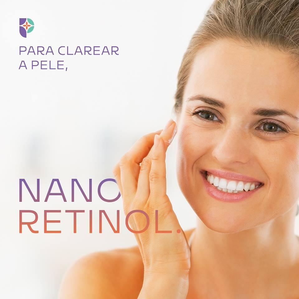 Elimine manchas indesejadas com Nano Retinol da Passiphlora