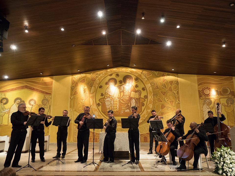 Orquestra Solistas de Londrina inicia os Concertos de Natal