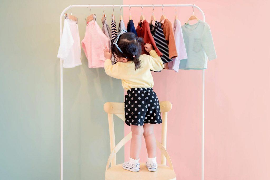 Roupas sem gênero são tendência na moda infantil