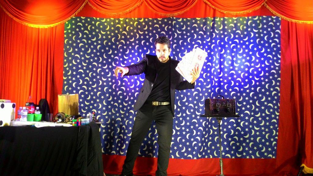 Quinta-feira repleta de atividades do Festival de Circo