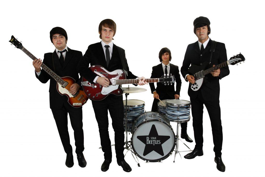 Star Beetles faz show gratuito nesta sexta-feira (21/12) no Aurora Shopping
