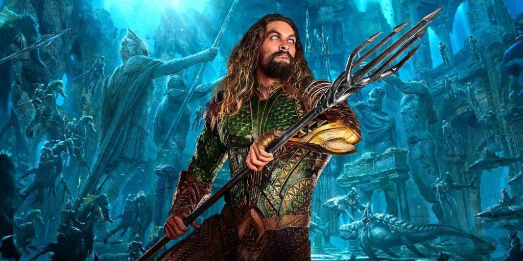 Cinemas Lumière iniciam pré-venda para sessões de Aquaman