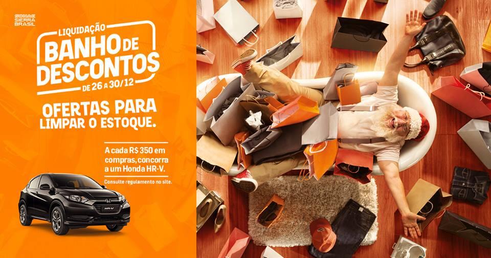 Boulevard Londrina Shopping promove liquidação na última semana do ano