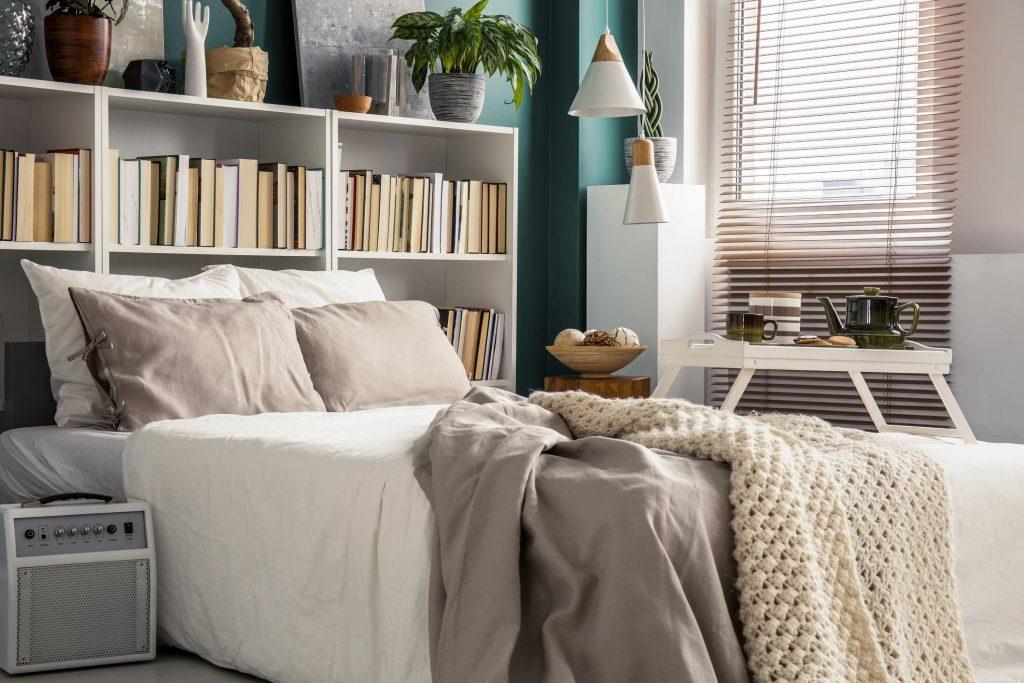 4 dicas para aproveitar melhor o espaço do seu quarto