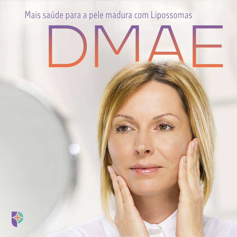 Mais saúde para pele com Lipossomas DMAE da Passiphlora
