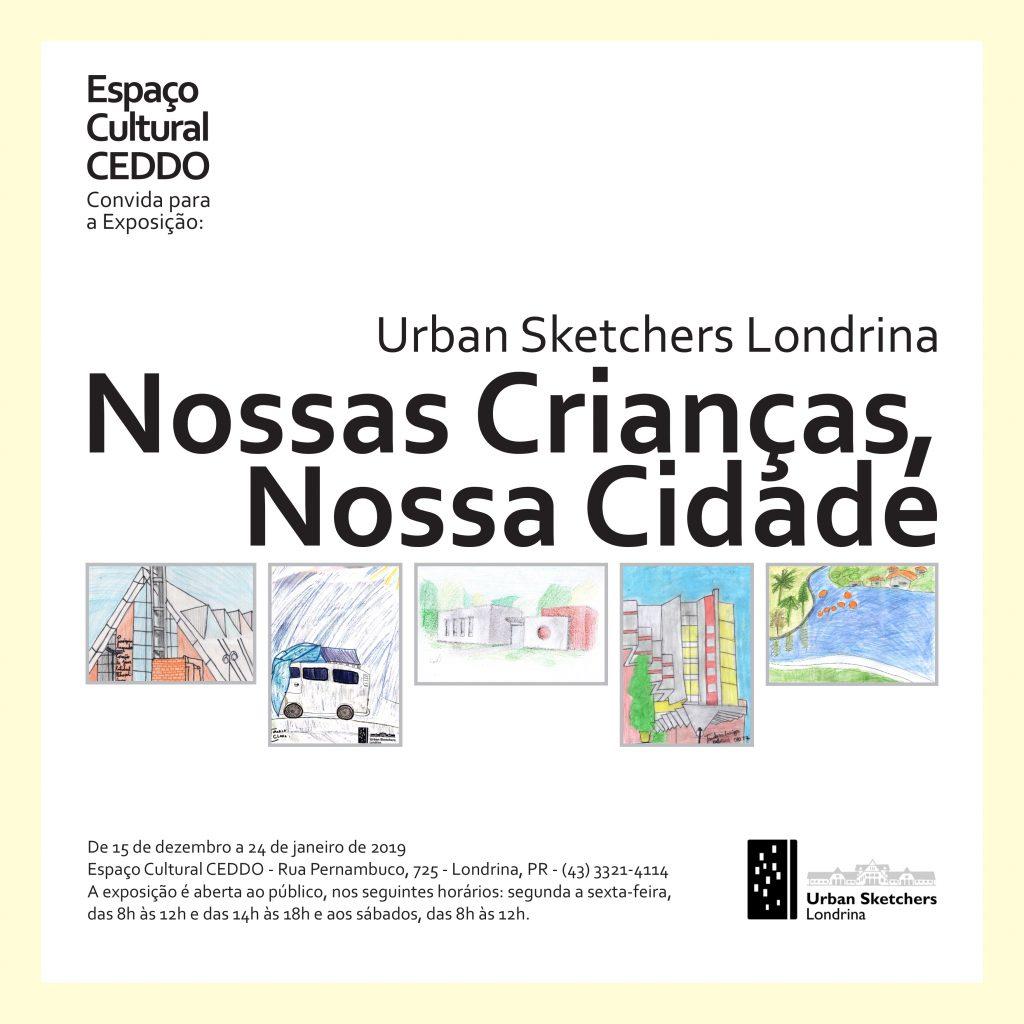 Exposição Nossas Crianças, Nossa Cidade