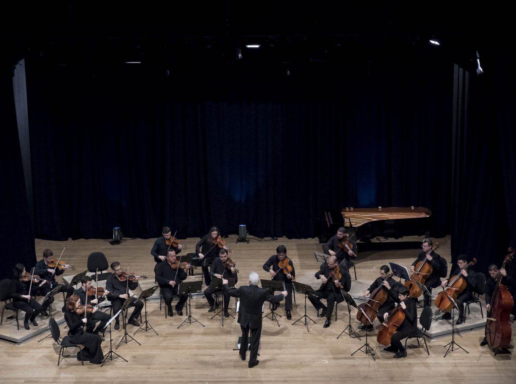 Concerto comemorativo do aniversário de Londrina e 20 anos do grupo