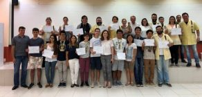 Universitário é destaque na Olimpíada Paranaense de Química