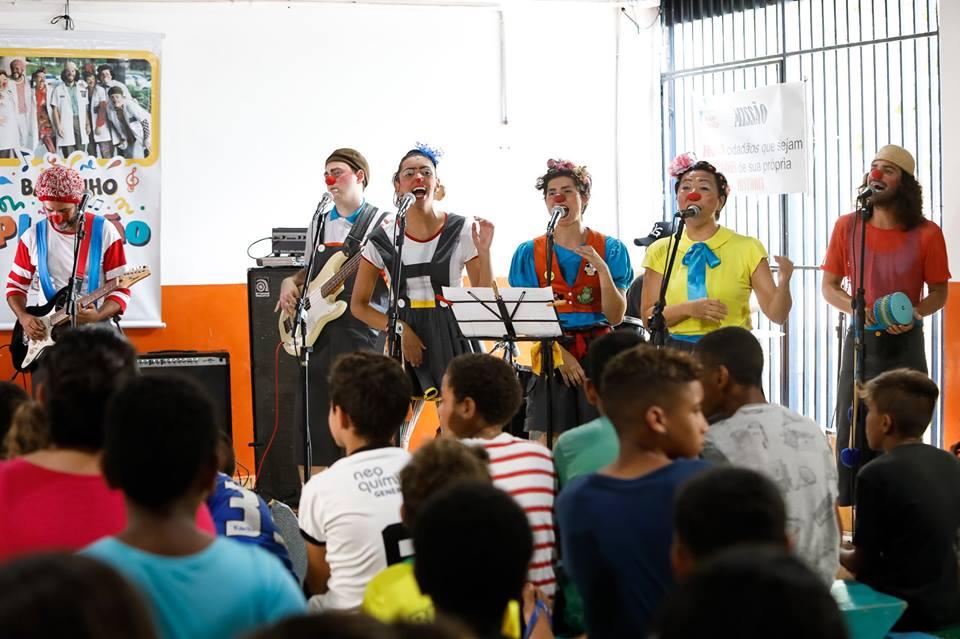 Carnaval agita a Concha Acústica com o Bailinho do Plantão nesta sexta-feira (1)