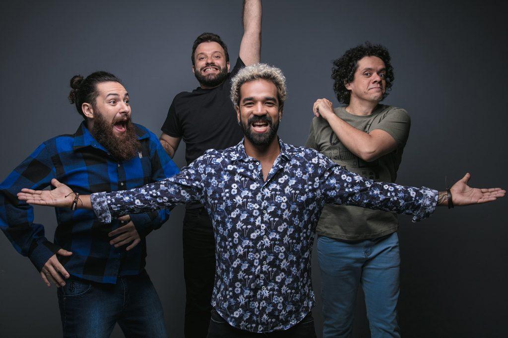 Sarará Criolo lança disco e circula por colégios em Londrina