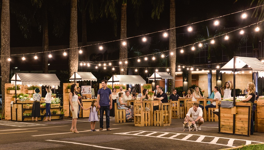 Feira de sabores e ponto de encontro: a Vila Verde está de volta