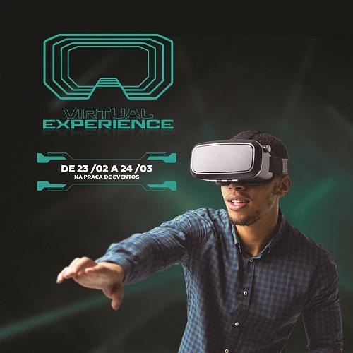 Catuaí recebe a maior arena de realidade virtual do País