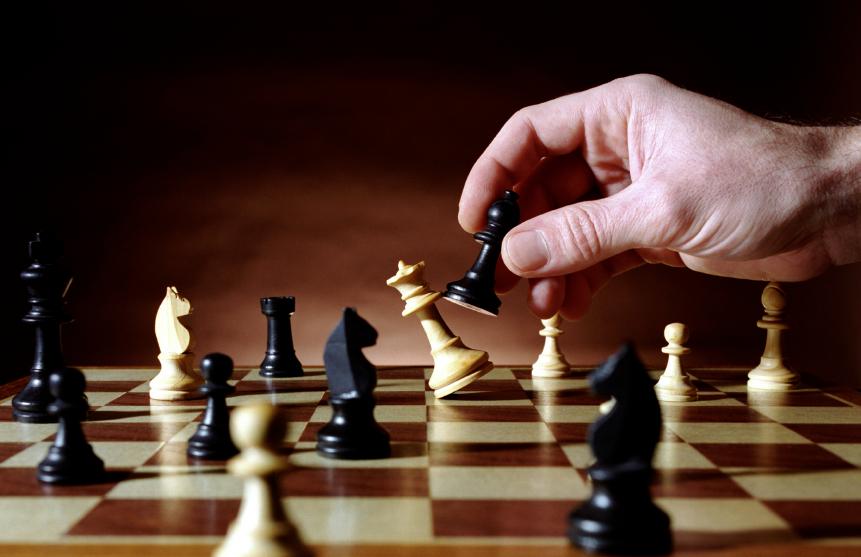 Biblioteca recebe primeiro torneio de xadrez de 2019 no sábado(23)