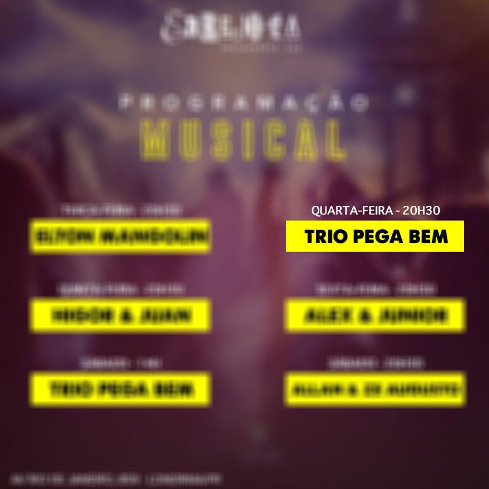 Trio Pega Bem