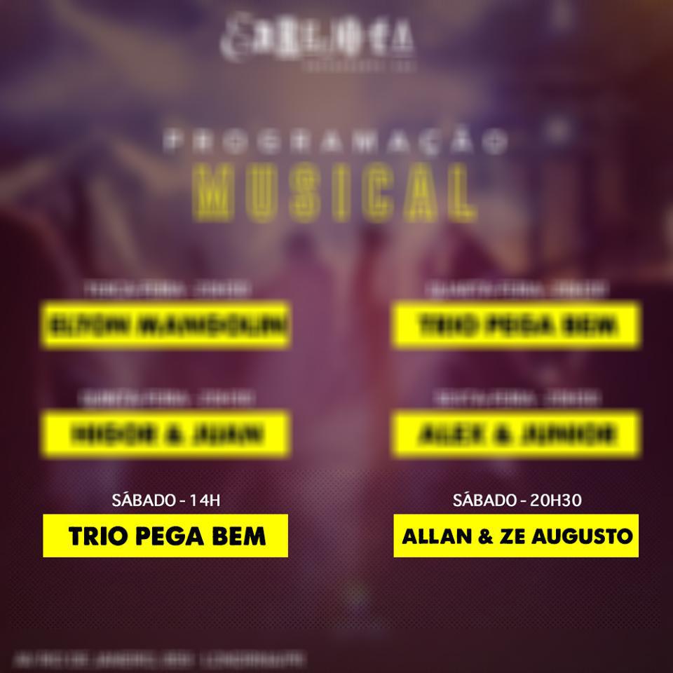 Trio Pega Bem + Allan & Ze Augusto