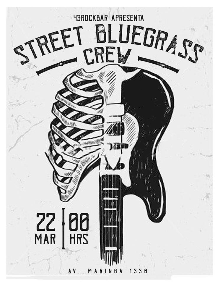 Street Bluegrass Crew