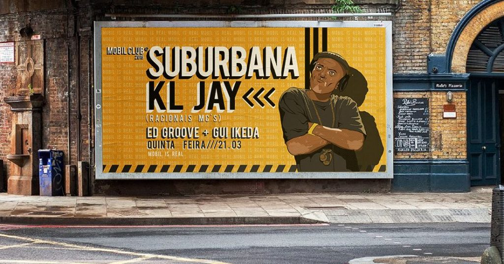 DJ KL Jay na Mobil Club