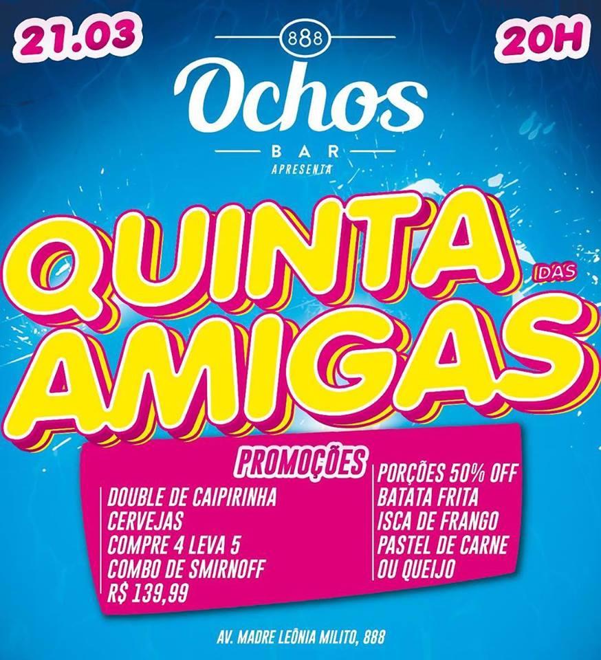 Quinta das Amigas - Ochos Bar
