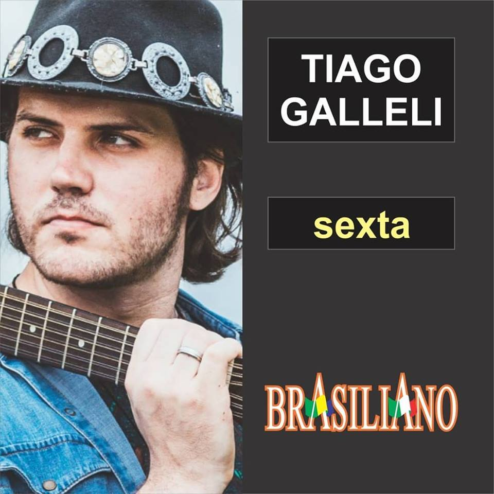 Tiago Galleli no Brasiliano