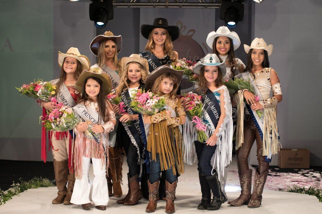 Rainhas e princesas da ExpoLondrina serão conhecidas neste sábado