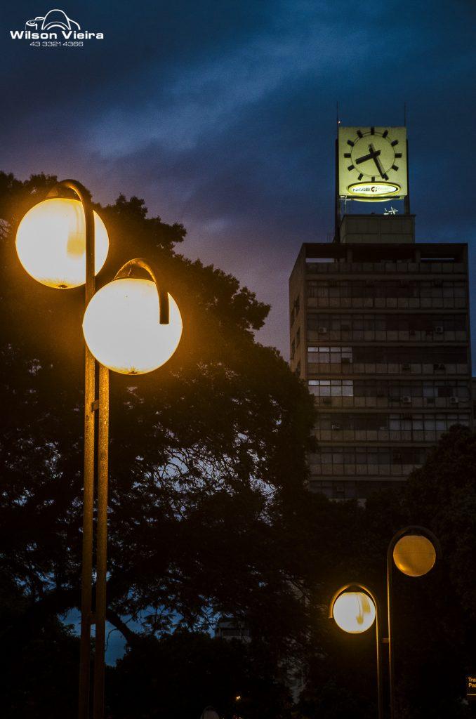 Modernização da iluminação na avenida Tiradentes