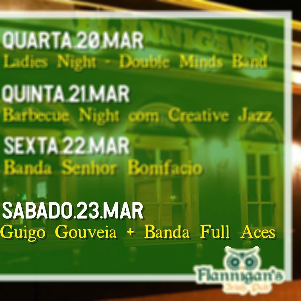 Guigo Gouveia + Banda Full Aces