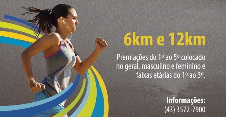 Etapa de Londrina do Circuito SESC Corridas continua com inscrições abertas