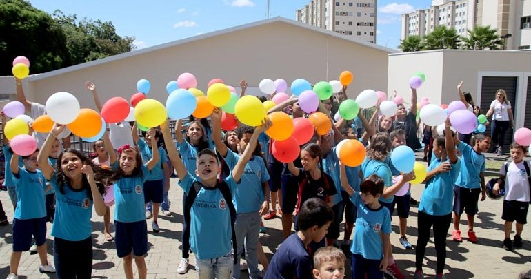 Nasce uma nova escola municipal em Londrina