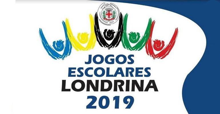 Jogos Escolares de Londrina, inscrições abertas