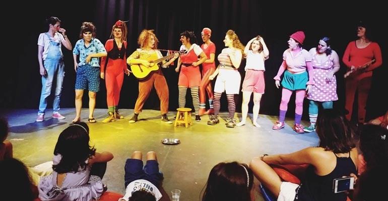 Vila Triolé Cultural promove Oficina Infantil e Cabaré com Palhaças