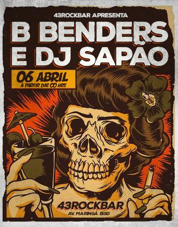 B Benders e DJ Sapão