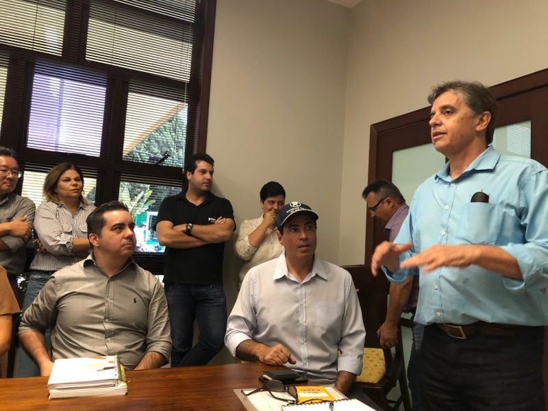 Projeto quer reduzir ISS de Londrina para atrair eventos