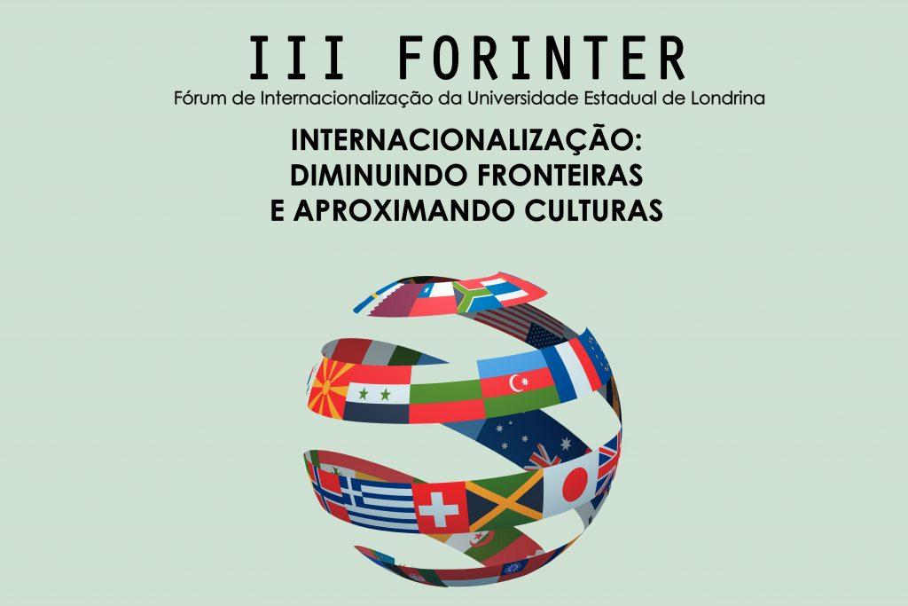 Fórum debate desafios da internacionalização na UEL
